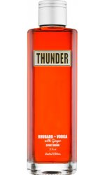 Thunder - Rhubarb Vodka With Ginger