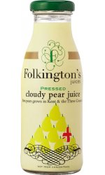 Folkingtons - Cloudy Pear Juice