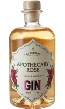 Old Curiosity - Apothecary Rose Gin
