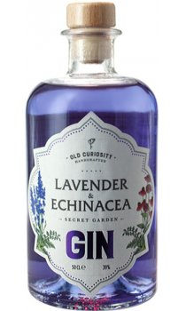 Old Curiosity - Lavender And Echinacea