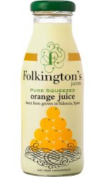 Folkingtons - Orange Juice