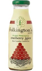 Folkingtons - Cranberry Juice