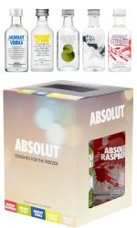 Absolut - Freezer Gift Pack