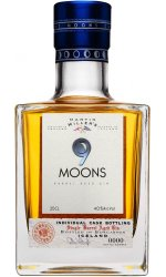 Martin Millers - 9 Moons Bourbon Barrel Aged Gin