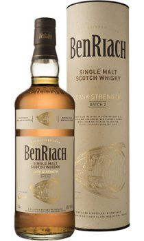 Benriach - Cask Strength Batch 2