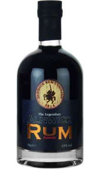 Alnwick Rum Company - The Legendary Dark