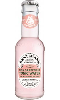 Fentimans - Pink Grapefruit Tonic Water