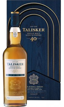 Talisker - Bodega Series 1 40 Year Old