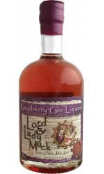 Lord & Lady Muck - Raspberry Gin Liqueur