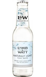 Lamb And Watt - Naturally Light Tonic Water