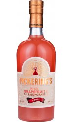 Pickerings - Pink Grapefruit And Lemongrass Liqueur