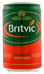 Britvic - Tomato Juice (Mini Cans)