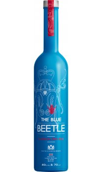Blue Beetle - London Dry Gin