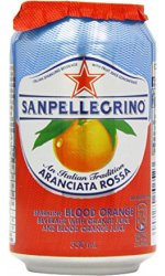 San Pellegrino - Aranciata Rossa (Blood Orange)