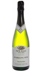 New Hall Vineyards - Classic Sparkling Brut 2017