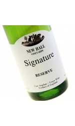 New Hall Vineyards - Signature Reserve Dry White 2014