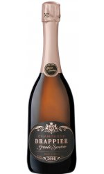 Champagne Drappier - Grande Sendree Rose 2010