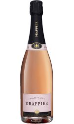 Champagne Drappier - Rose Brut NV
