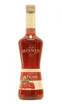 Monin - Fraise Liqueur (Strawberry)