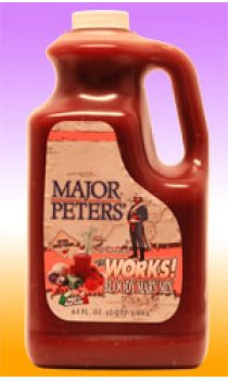 MAJOR PETERS - 'The Works' Bloody Mary Mix