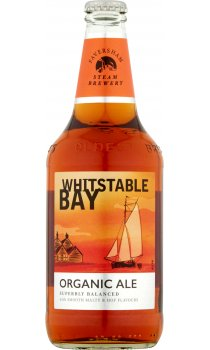 Whitstable Bay - Organic Ale