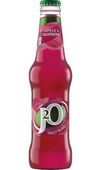 Britvic - J20 Apple & Raspberry