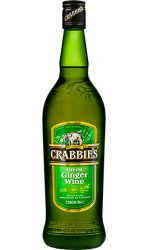 Crabbies - Green Ginger Wine