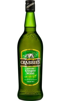 Crabbie's - Green Ginger Wine