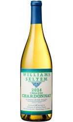Williams Selyem - Unoaked Chardonnay 2014