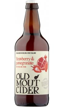 Old Mout - Strawberry & Pomegranate