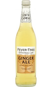 Fever Tree - Refreshingly Light Ginger Ale