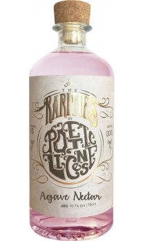 Poetic License >> Poetic License The Rarities No 8 Agave Nectar Gin 70cl Bottle