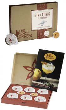 The Spice Pioneer - Gin & Tonic Garnishes