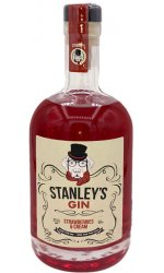 Stanleys Gin - Strawberry & Cream