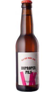 Old Boy Mary Jane - Improper Pils