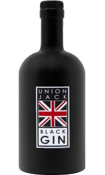 Wirral Distillery - Union Jack Black Gin