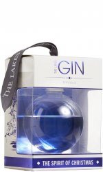 The Spirit Of Christmas - The Lakes Gin Luxury Bauble Gift Box