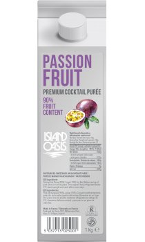 IO Premium - Passion Fruit Puree