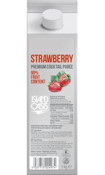 IO Premium - Strawberry Puree