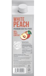 IO Premium - White Peach Puree