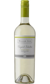 William Cole - Vineyard Selection Sauvignon Blanc 2017