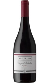William Cole - Vineyard Selection Pinot Noir 2016