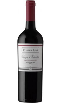 William Cole - Vineyard Selection Cabernet Sauvignon 2016