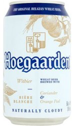 Hoegaarden - Original Belgian Wheat Beer Cans