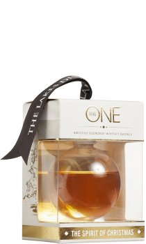 The Spirit Of Christmas - The One Whisky Luxury Bauble Gift Box