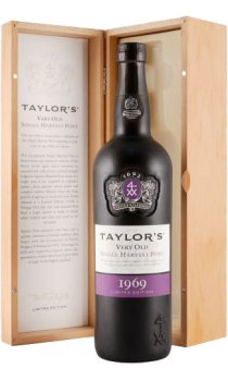 Taylors - Single Harvest Tawny 1969