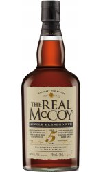 The Real McCoy Rum - 5 Years Old