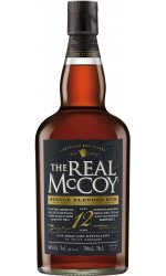 The Real McCoy Rum - 12 Years Old