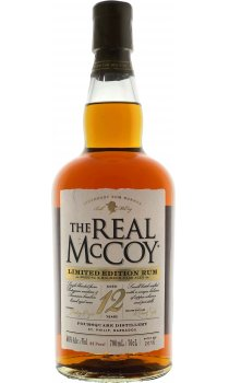 The Real McCoy Rum - Limited Edition Madeira 12 Years Old