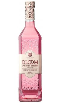 Bloom - Jasmine and Rose Pink Gin